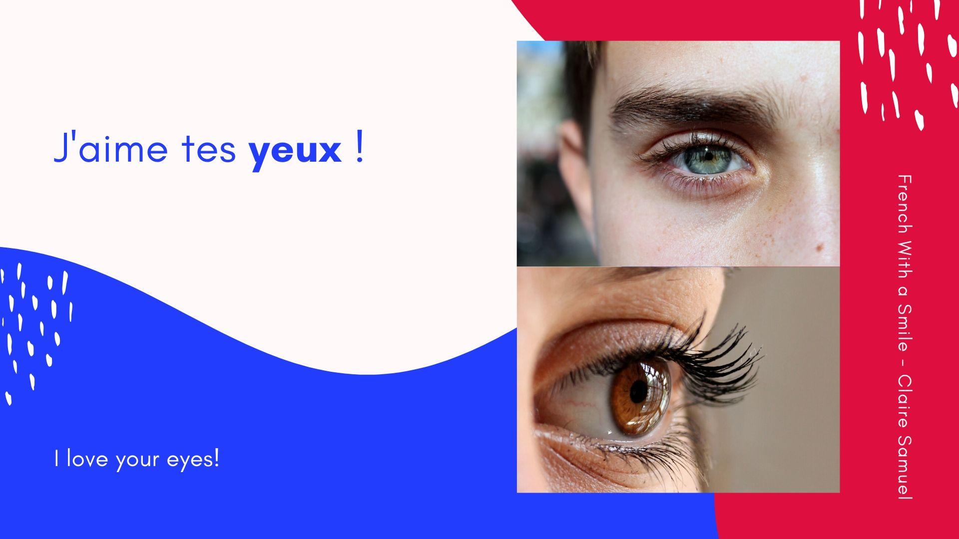 Beginner # 14 Body vocabulary in #French