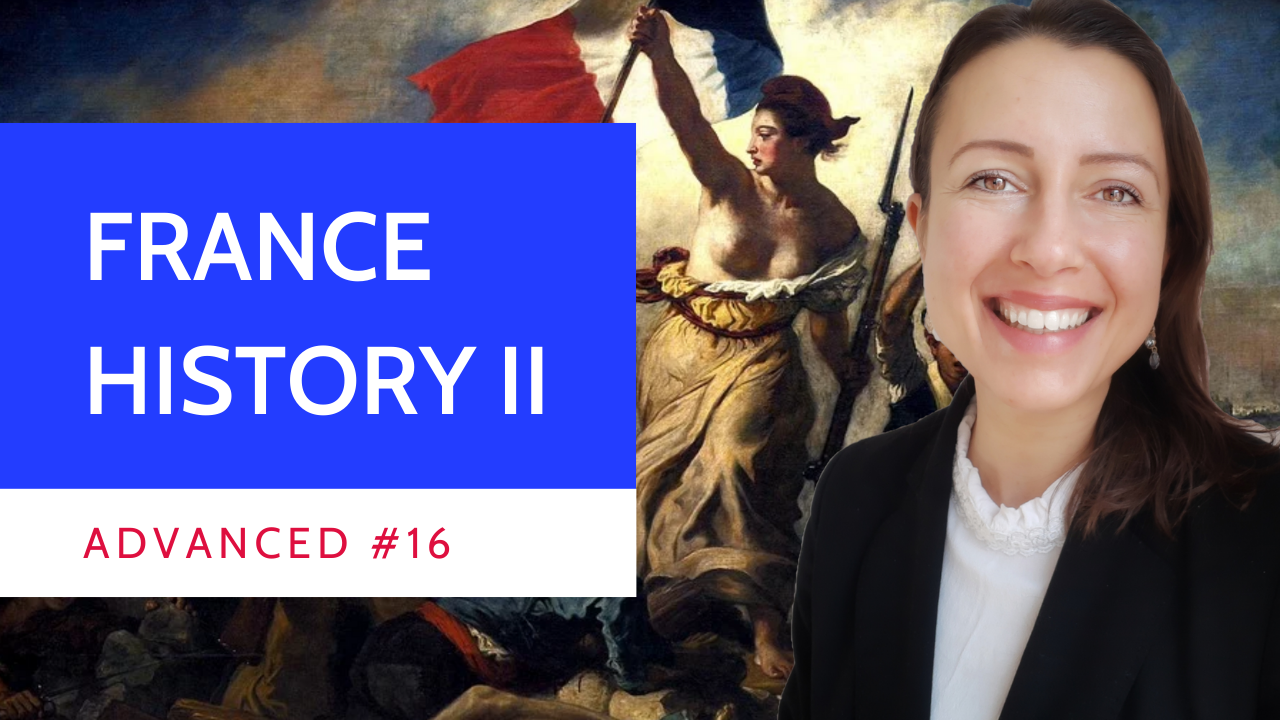 Advanced #16 The #French Revolution #History vocabulary 2