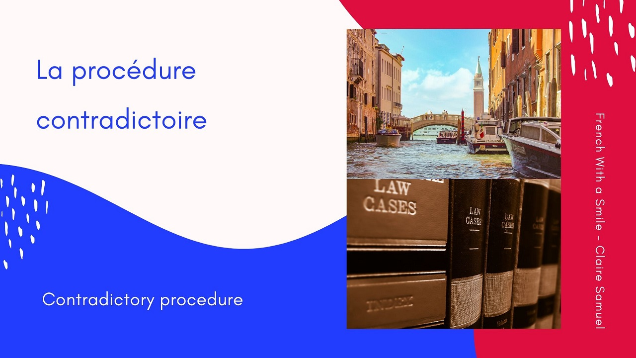 82 Intermediate #27 Key French Legal concepts made easy