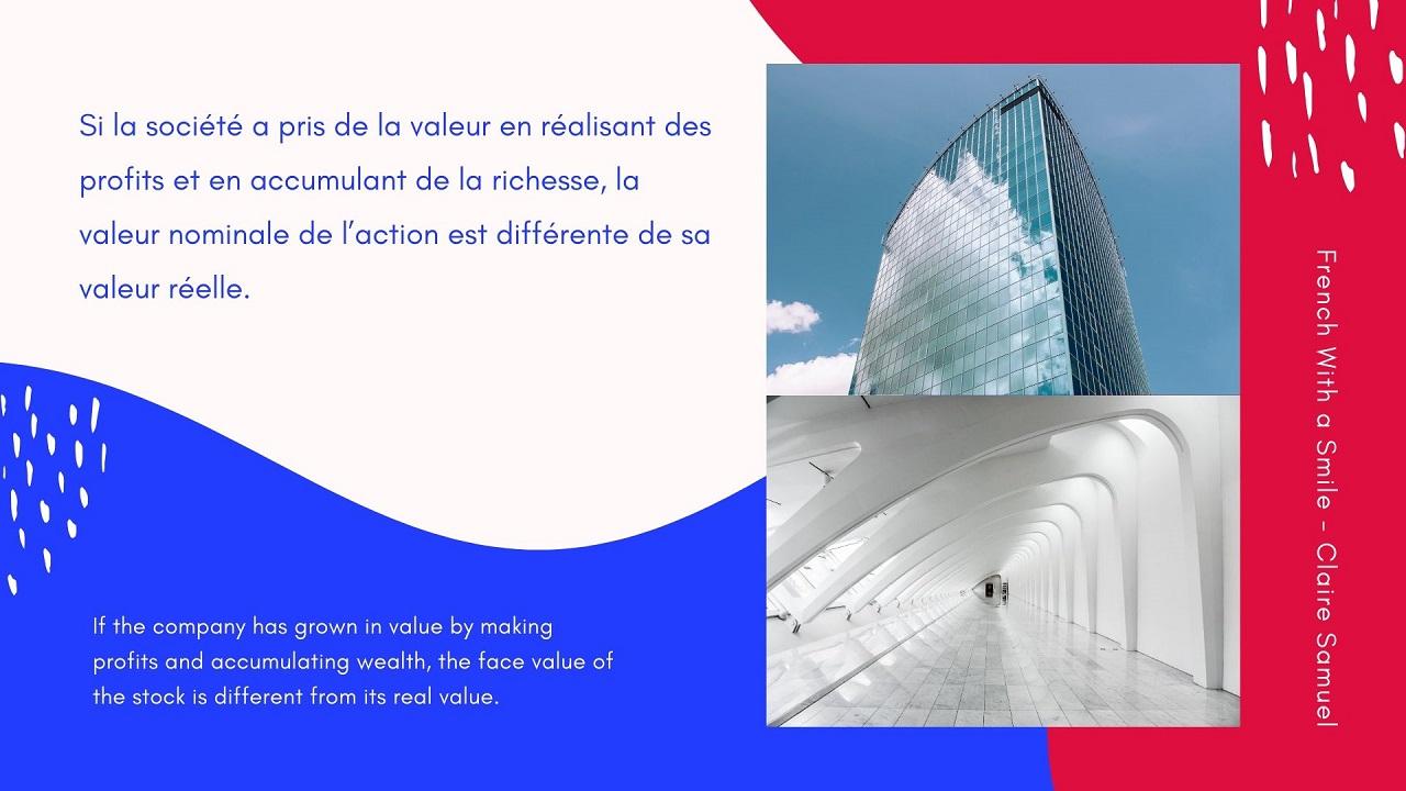 89 Advanced #29 - Legal French Les fusions entre entreprises Part 2