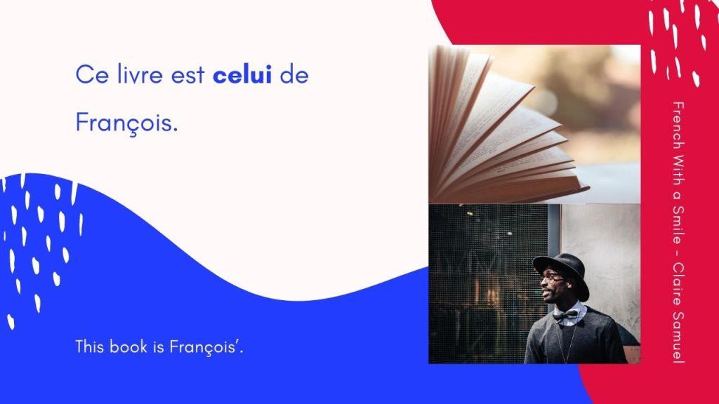 111 Beginner #37 French celui celle ceux celles