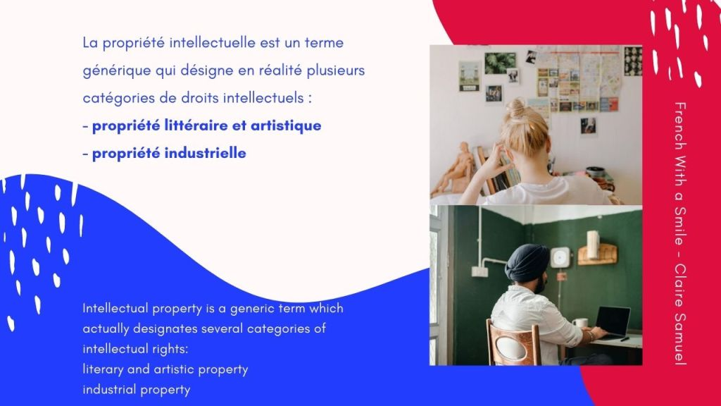 Advanced #38 French intellectual property law introduction