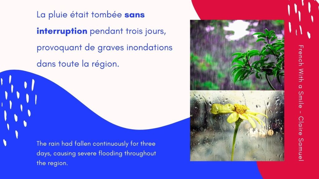Intermediate #54 French sans cesse