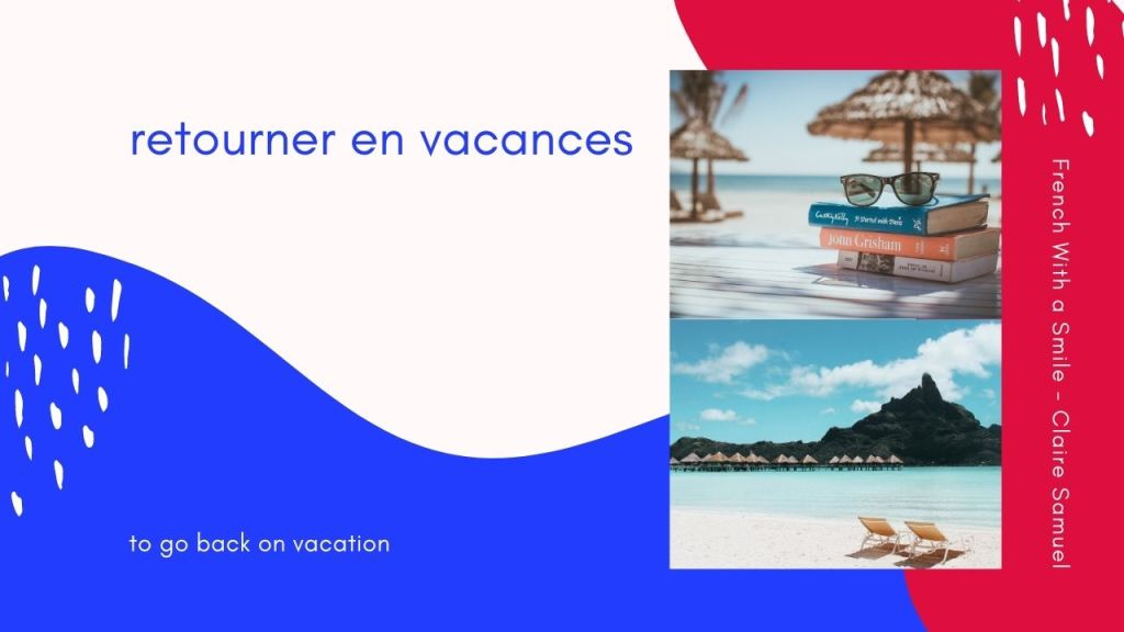 Beginner #55 2 French verbs for to go back