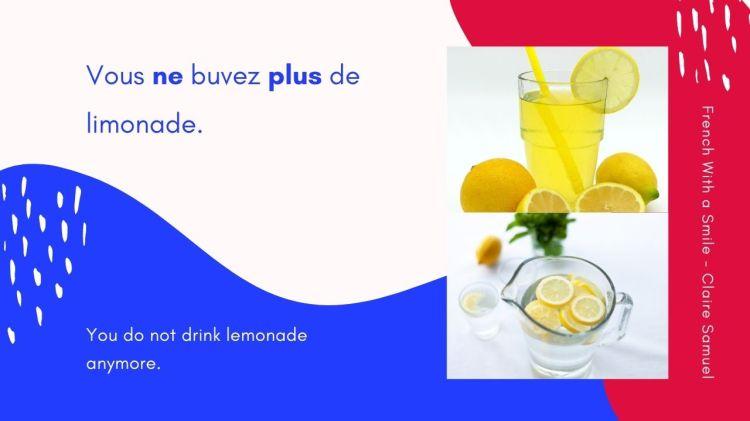 Beginner #57 Easy negative sentences in French