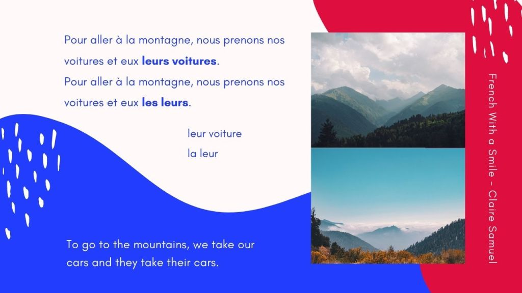 Intermediate #61 French pronouns within sentences