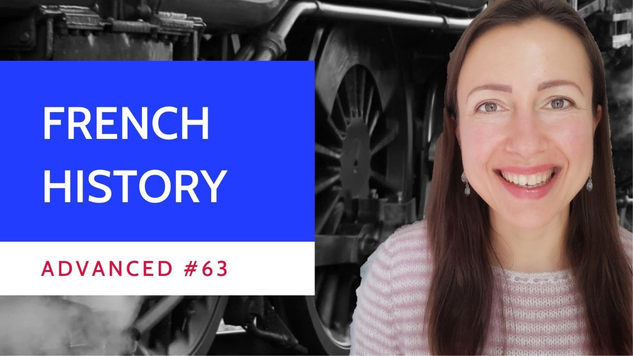 Advanced #63 History in French La révolution industrielle du XIXème siècle
