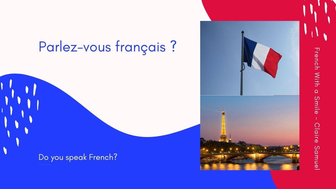 Live #37 Français or Le français or Le Français ?