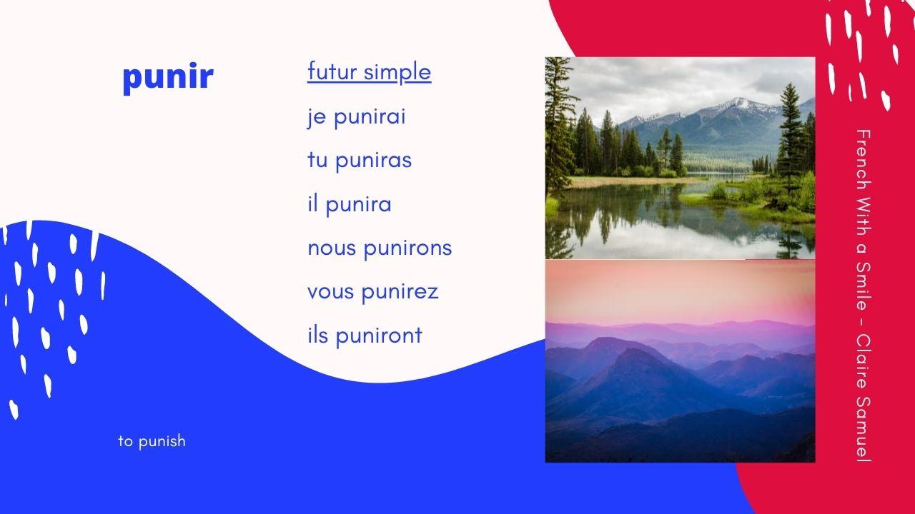 Live #40 - French future tense